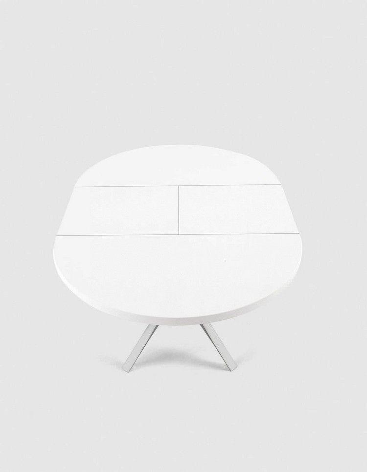 Runde Esstische als Design-Highlight: Modern und ausziehbar | runder ...