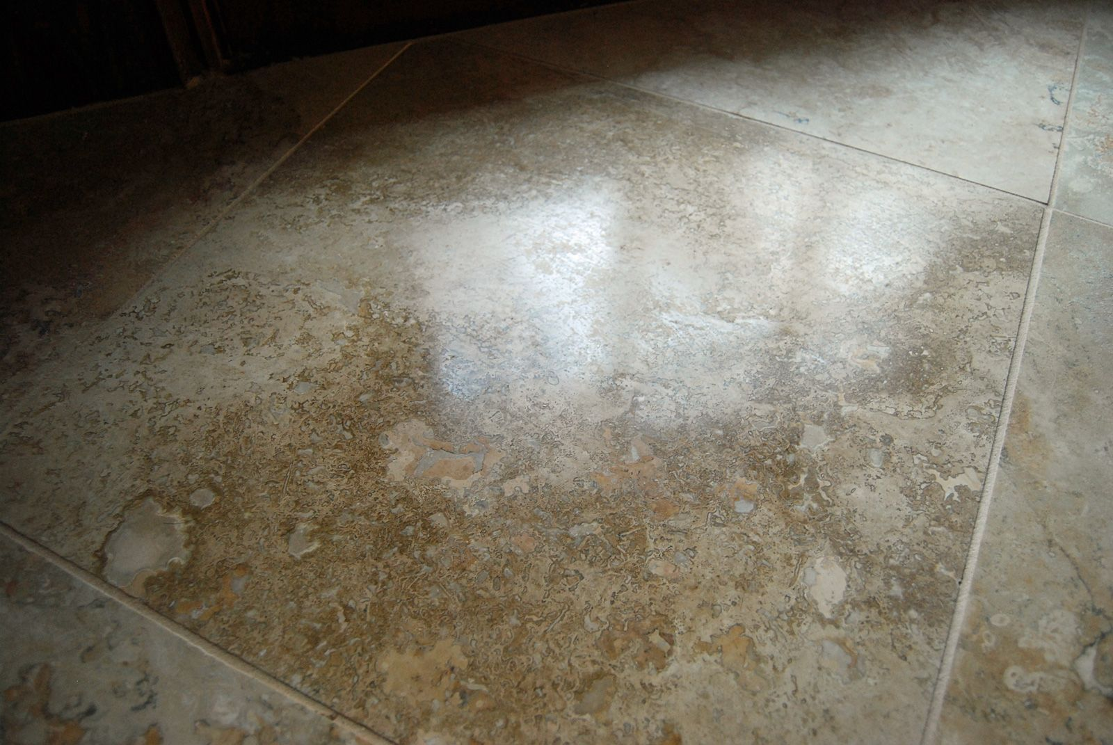 Travertine Floor Cleaner Ah Travertine You Are So Pretty But