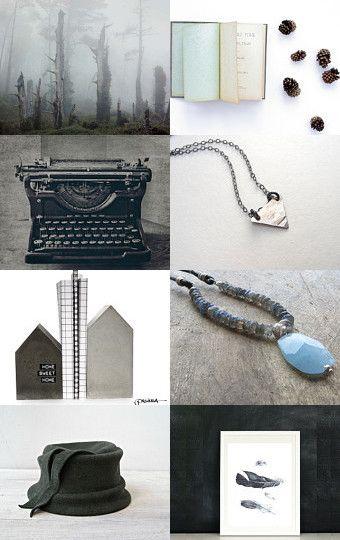 Fog by Maren Misner on Etsy--Pinned with TreasuryPin.com