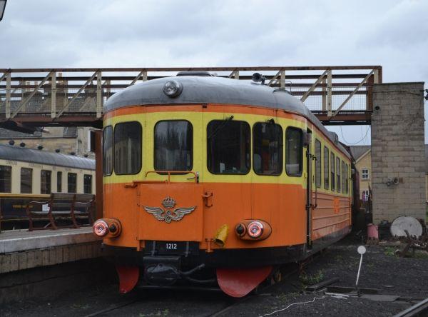 Railcar © Angie Nurse