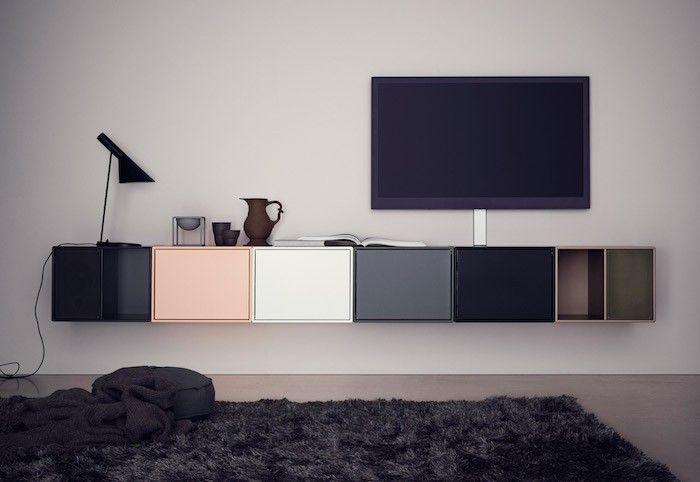 TV Schrank modern Wohnzimmer einrichten Möbeldesign Pinterest - bilder wohnzimmer modern