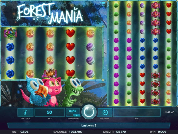 Spiele Forest Ant - Video Slots Online