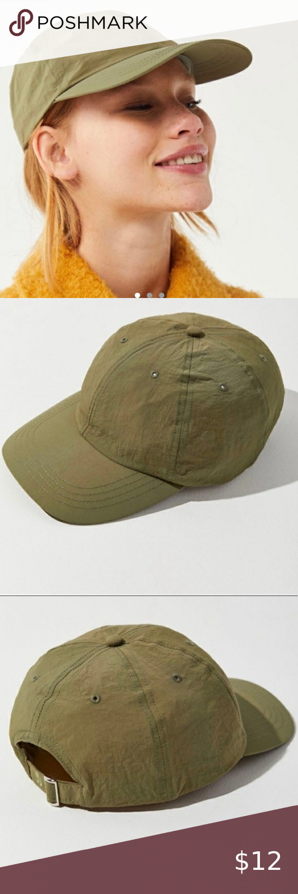 Urban Outfitters Green Baseball Cap In 2020 Green Baseball Cap Urban Outfitters Accessories Urban Outfitters