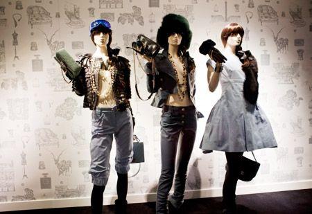 Vitrines Inverno 2013 – as inspirações de grandes nomes da moda para a temporada. Chanel, Lanvin, Diesel e mais!
