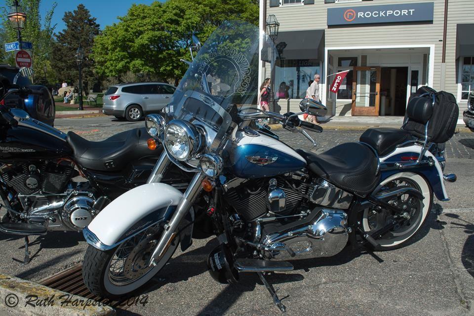 Cool motorcycle! Photo taken in Newport, RI