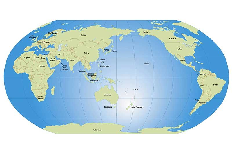 Blank world map america in the center google search dads 80th blank world map america in the center google search gumiabroncs Choice Image