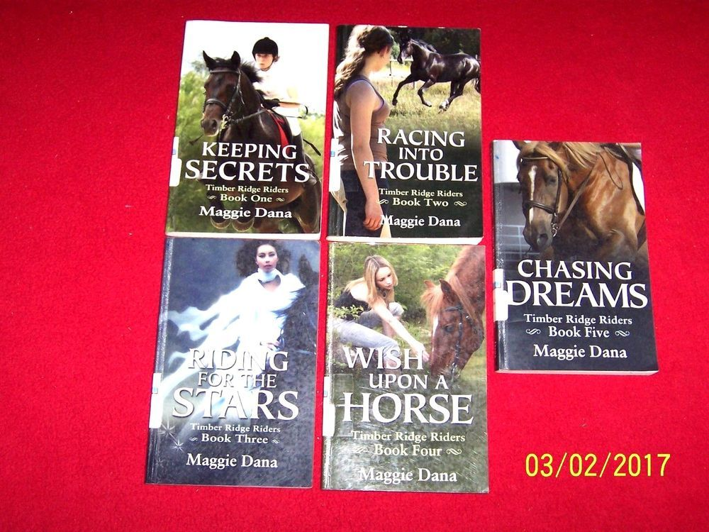 5 timber ridge riders 15 chapter books tweens ages 9