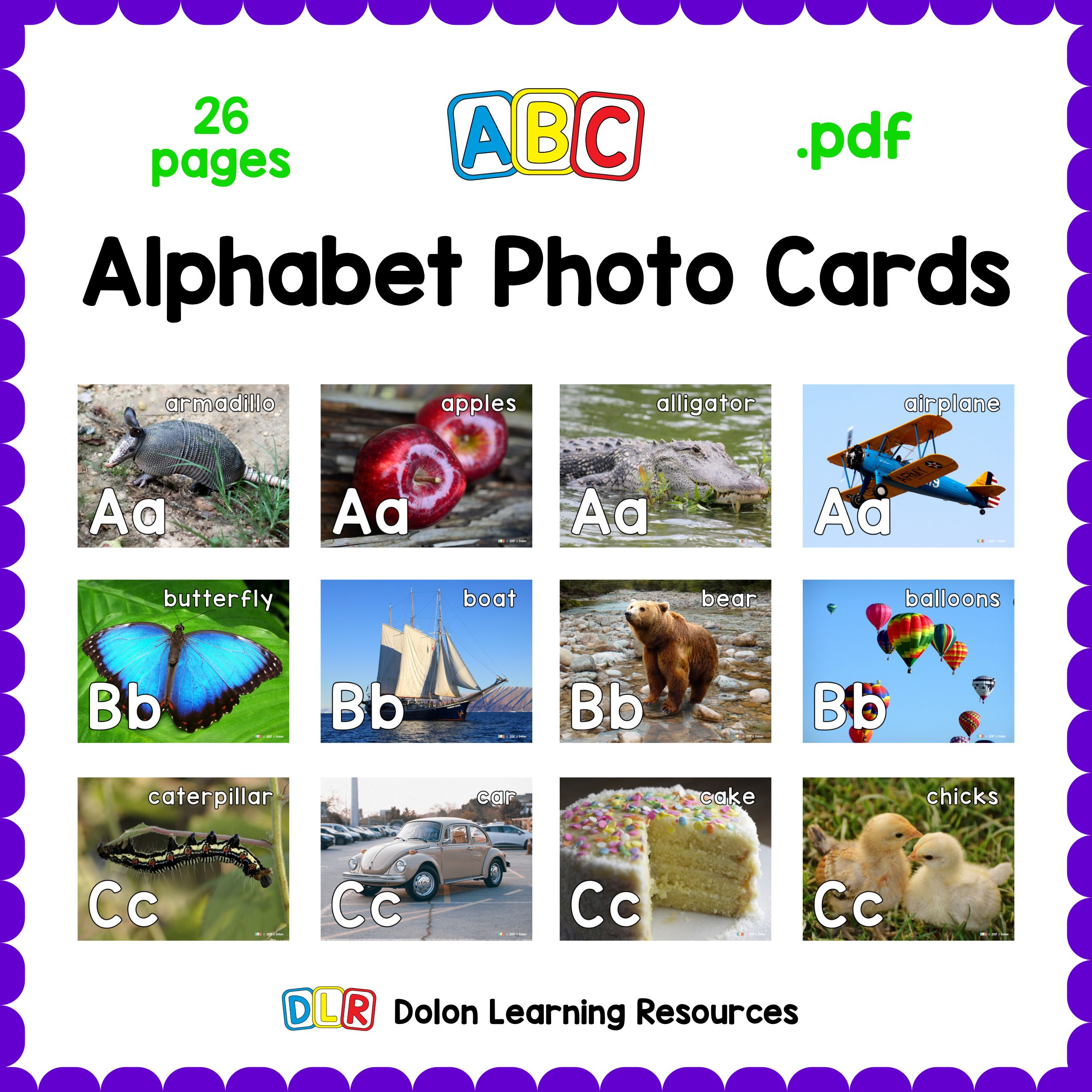 Education Digital Downloads Preschool Worksheets