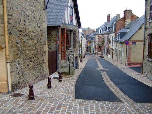 Villerville Normandie, Deauville, France