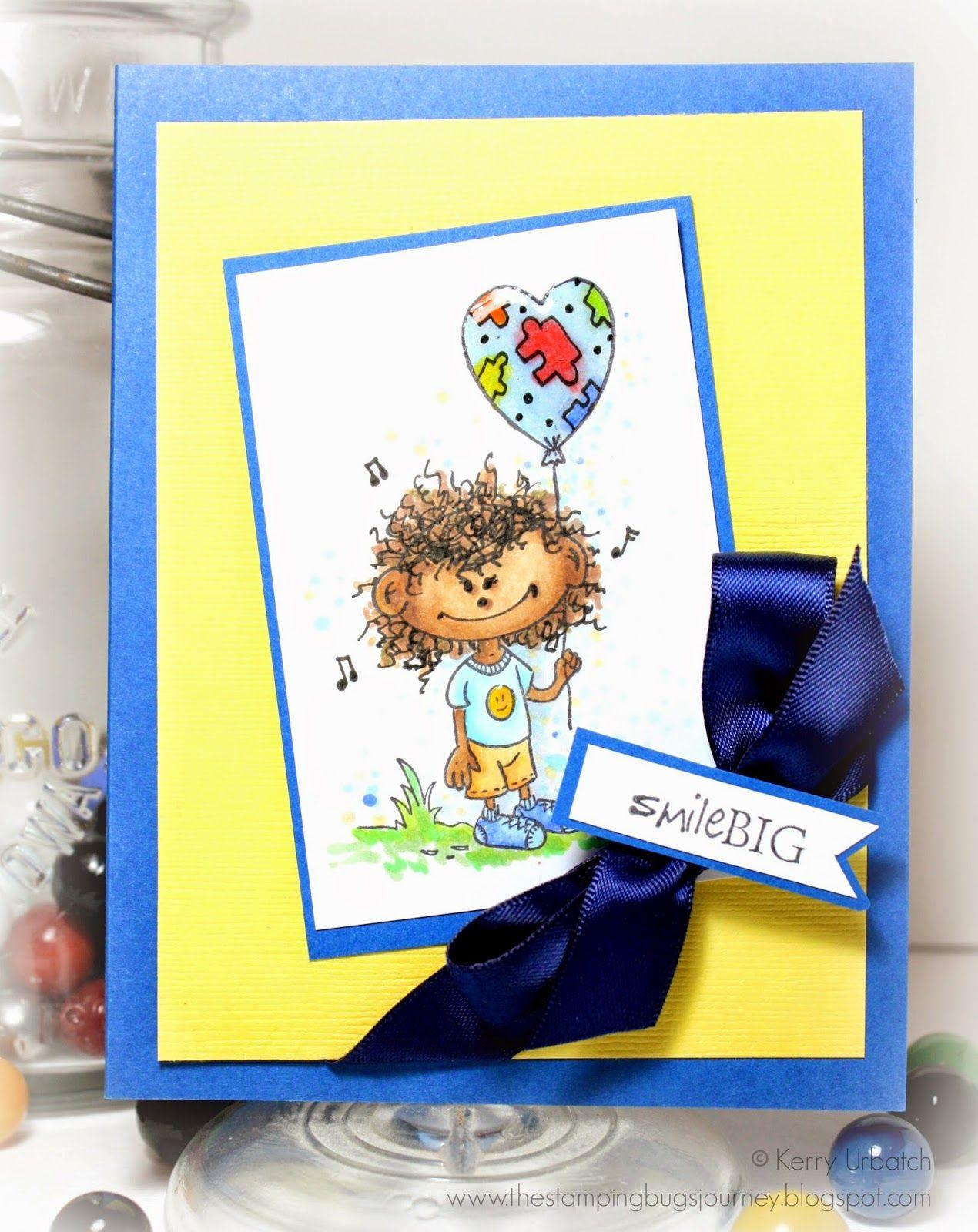 "I added ""theStampingbug's Journey...: SmileBIG!"" to an #inlinkz linkup!http://thestampingbugsjourney.blogspot.com/2015/04/smile-big.html @FSJourney #JourneyCoach401"