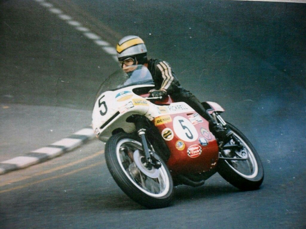 ray pickrell Road racing motorcycles, Motorcycle racers