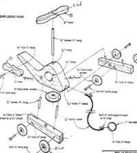 Over 100 Free Wooden Toy Woodcraft Plans at AllCrafts.net