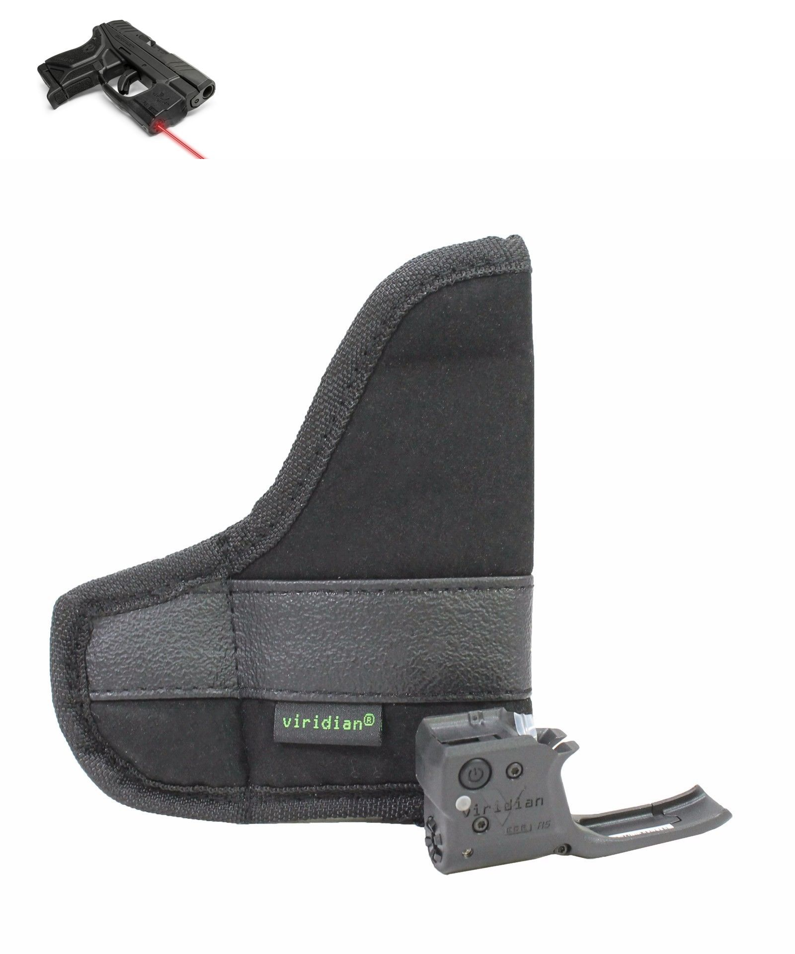 Lights and Lasers 106974: Viridian R5-R-Lcp2 Ruger Lcp Ii 2