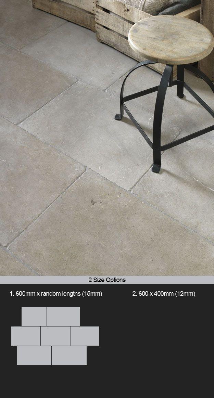 Moleskin Tumbled Limestone Tiles 95bb Limestone Floor