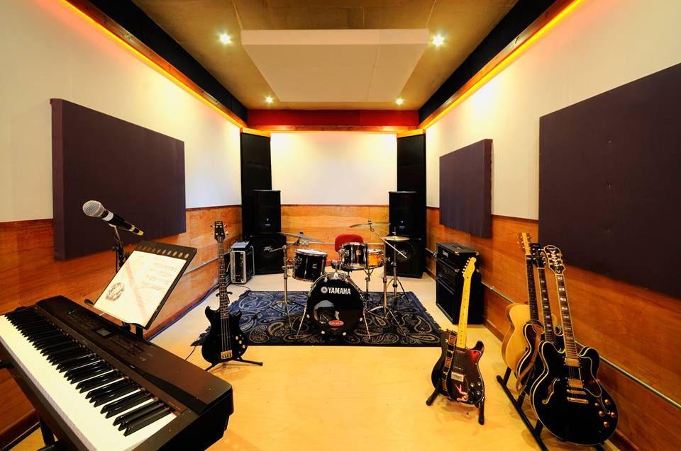 Helios Studios Rehearsal Studios Recording Studio Home Studio
