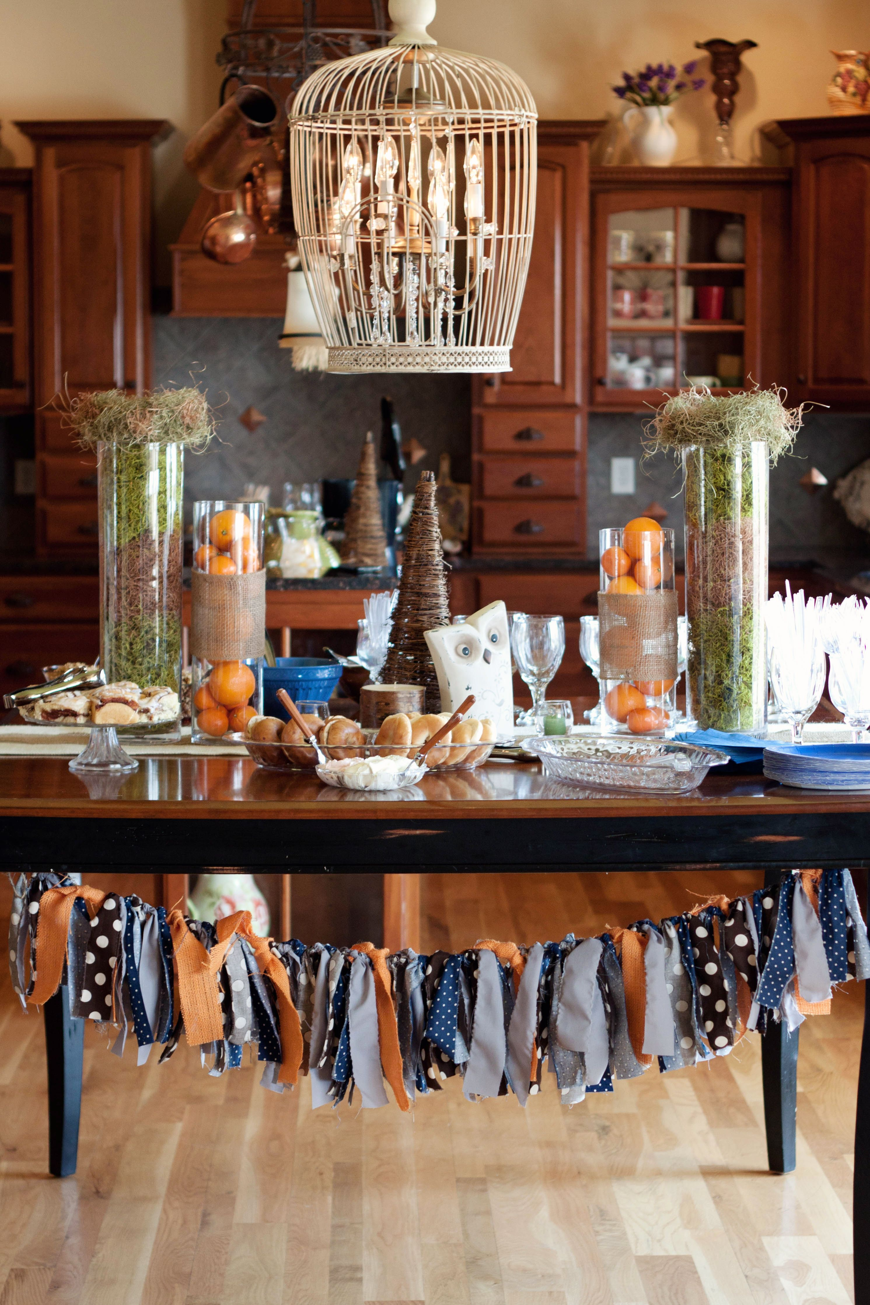 rustic baby shower holiday special event ideas pinterest