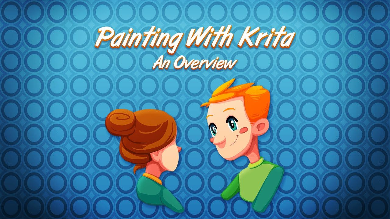 Krita 29 review and overview of the key features