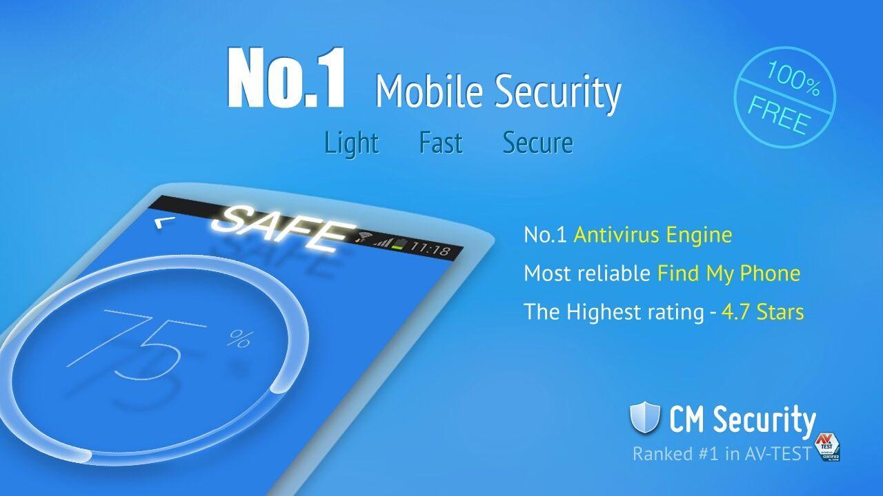 CM Security Antivirus AppLock v2.8.9 Build 20892026  Jueves 31 de Diciembre 2015.Por: Yomar Gonzalez | AndroidfastApk  CM Security Antivirus AppLock v2.8.9 Build 20892026 Requisitos: 4.0 Descripción: De acuerdo con el informe realizado por los antivirus independientes y instituto de seguridad AV-TEST anunciada en junio de 2014 CM de Seguridad ha sido clasificado # 1 debido a su facilidad de uso y el 100% de tasa de detección de virus.  CM Seguridad recibió el Oscar del mundo del antivirus…