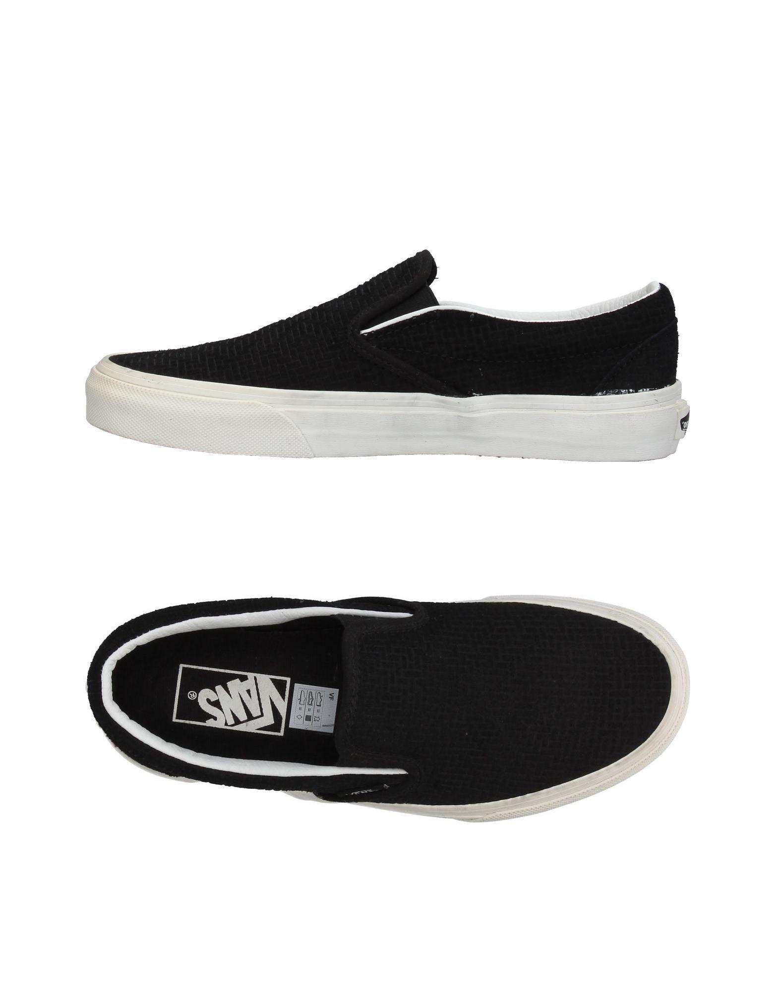 Vans Sneakers In Black | ModeSens