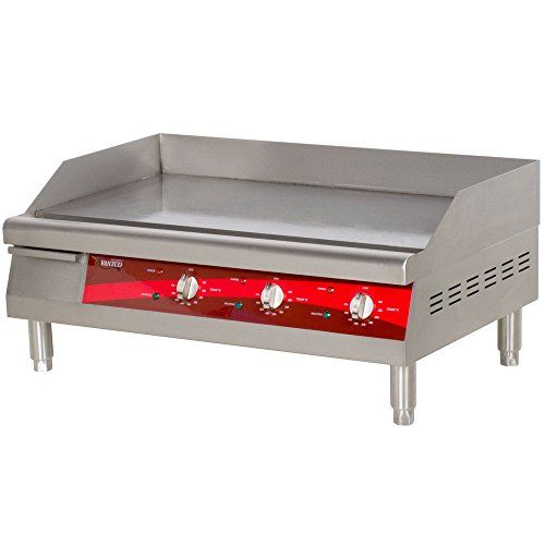 Electric Commercial Flat Top Restaurant Griddle Flat Top Grill