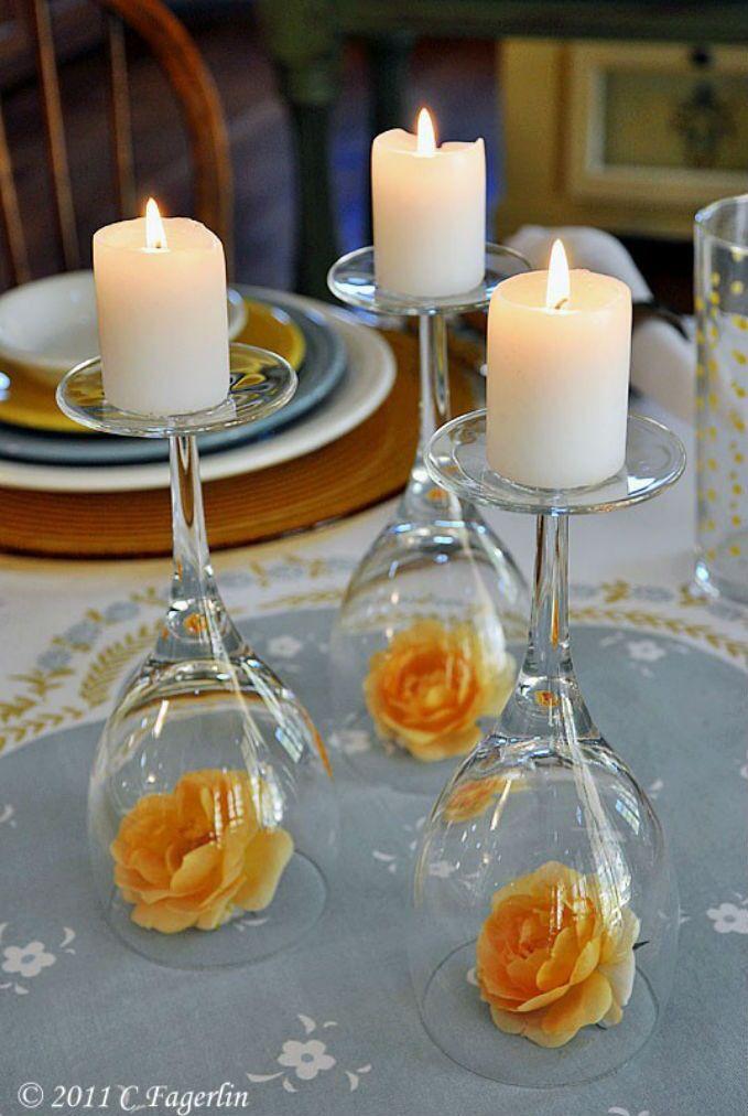 Simplicidade, romantismo e delicadeza.