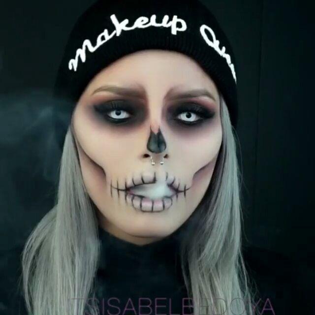 Pin de Die Cjs en makeup terror Pinterest Maquillaje para