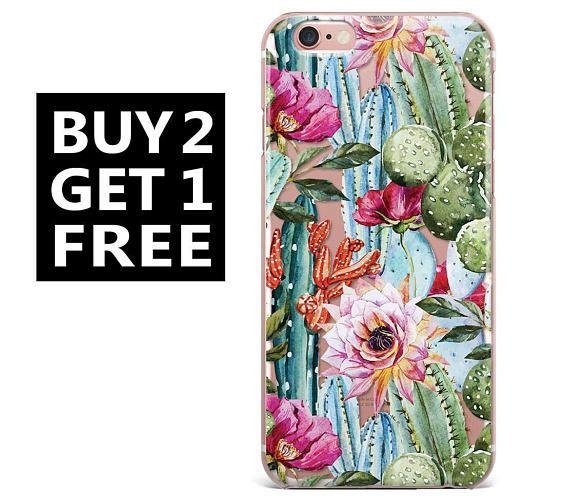 iphone 8 case cactus