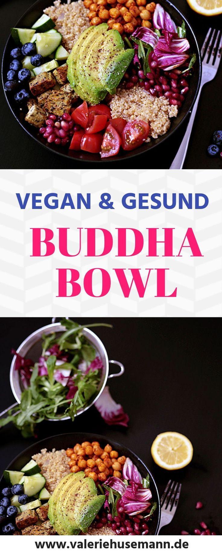 Buddha Bowl, vegan, gesunde rezepte einfach, gesunde rezepte wenig kalorien, ges… – Diana B.