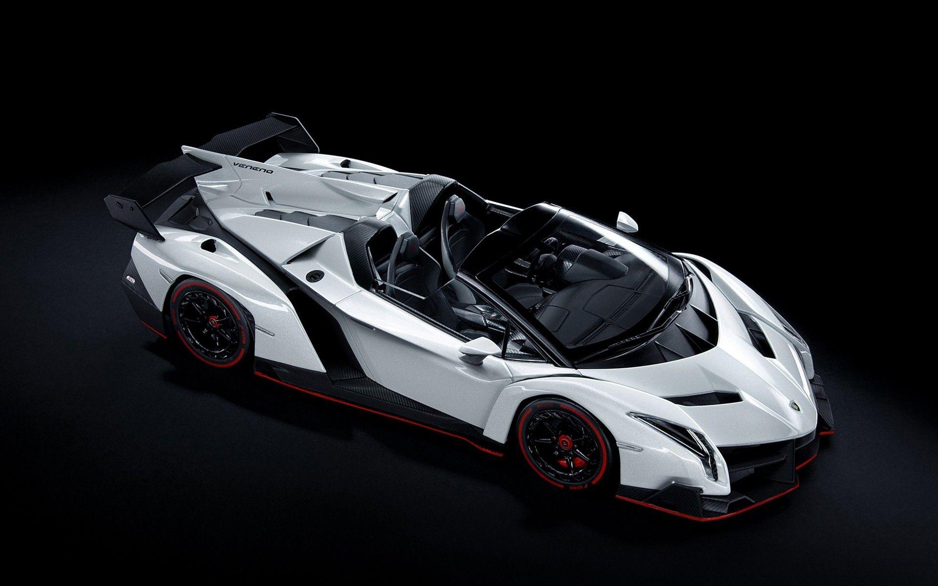 Image For Lamborghini Veneno White Car Wallpaper Hd Lamborghini