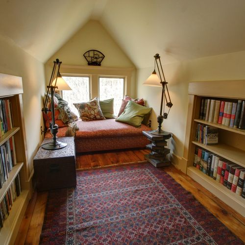 Reading Room Ideas Pictures Remodel And Decor Home Home Library Design Bookshelves Built In