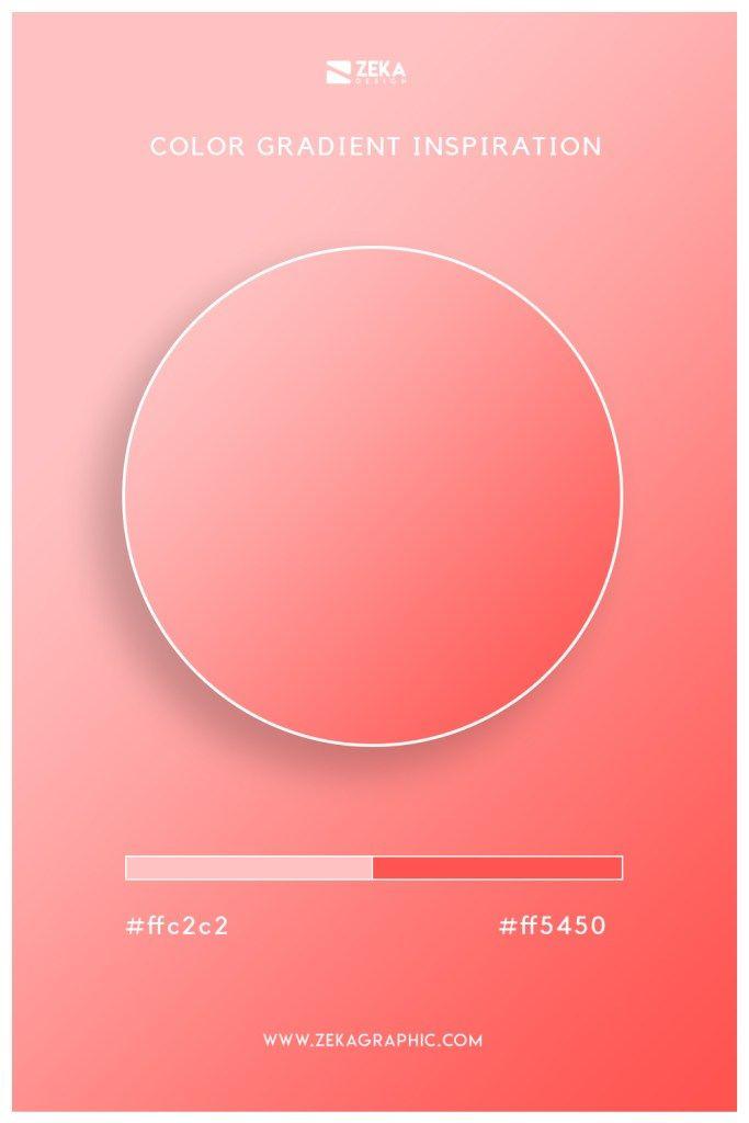 16 Trendy Color Gradient Inspiration | ZEKA DESIGN