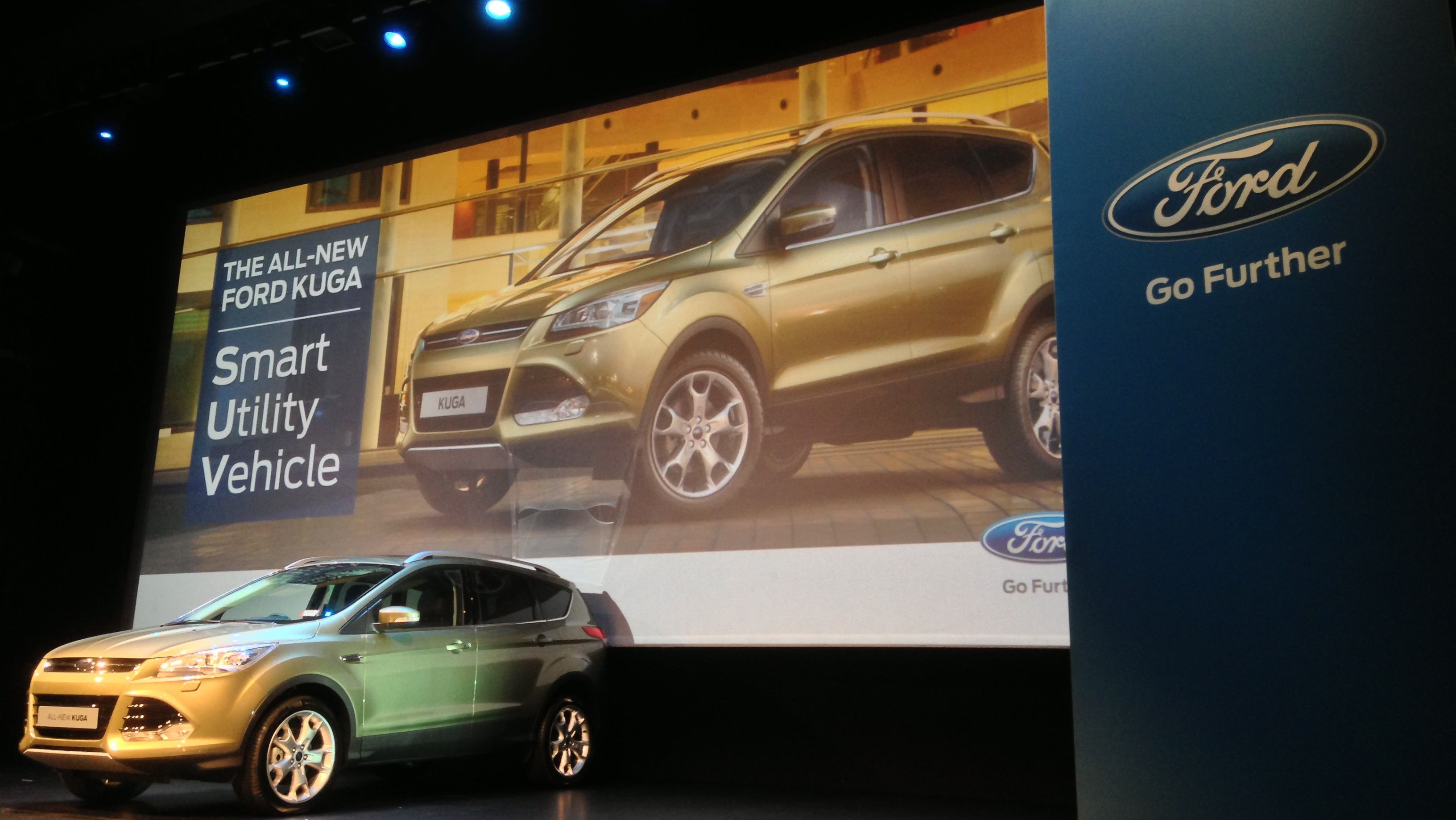 The All New Ford Kuga 2013 Cleaner Safer Smarter Ford Ford