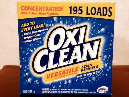 永久保存版 コストコのオキシクリーンの値段と使い方マニュアル オキシクリーン しみ抜き 掃除