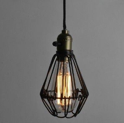 Deckenlampen Pendelleuchte Hängeleuchte Lampe Industrie Vintage Leuchte Deko DE