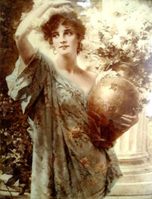 Conrad Kiesel (1846-1921) | Historical art, Romantic paintings ...