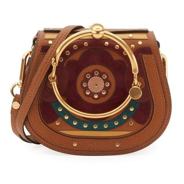 Nile shoulder bag - Brown Chlo PLbudMF