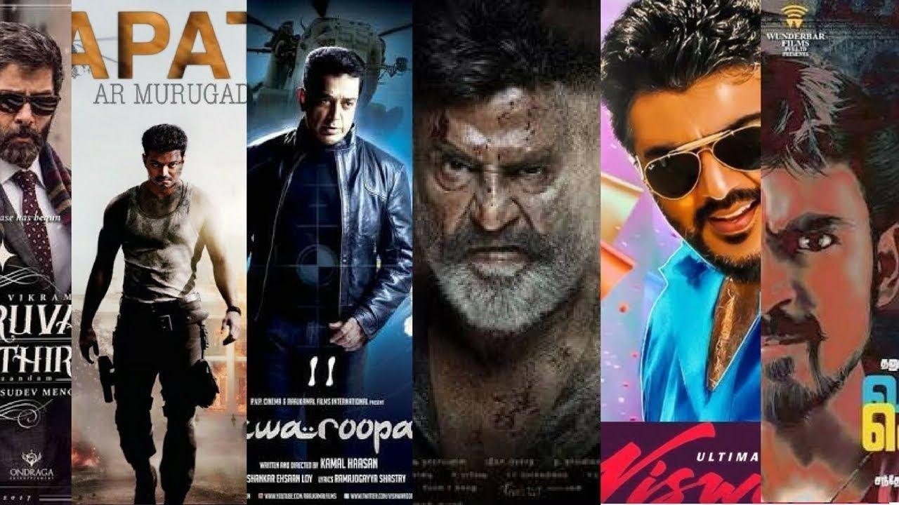 Top 10 most anticipated Tamil movies of 2019 TamilGlitz
