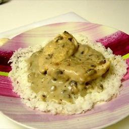 Easy Cream of Mushroom Chicken | Recipe | Cream of ...