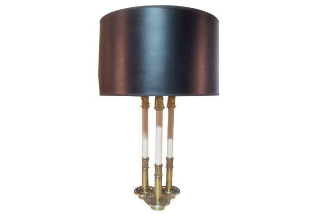 Bouillotte lamp by stiffel lampslightbulbslight fixtureslights