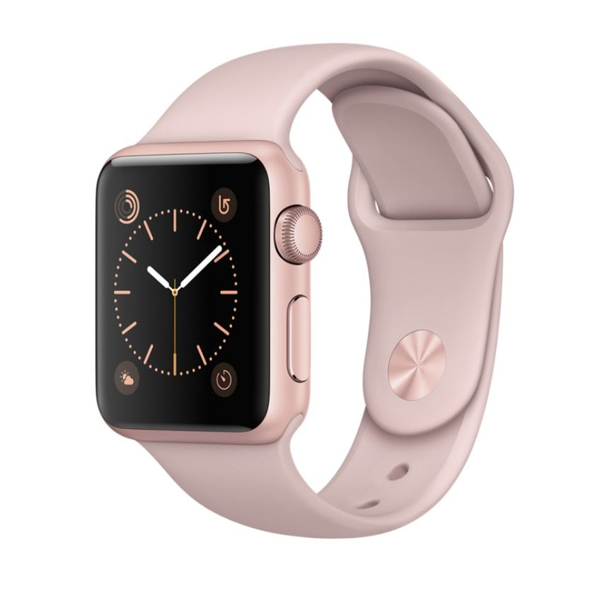 pretty nice c8d5b 9f3d7 Apple Watch series 2 waterproof in all rose gold .... NEEEED ...