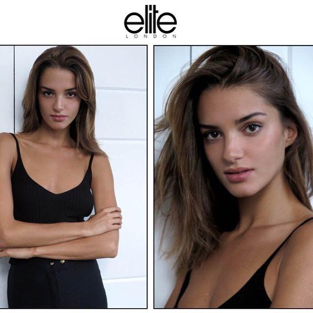 Gabrielle Caunesil    Elite Model Management London    Instagram