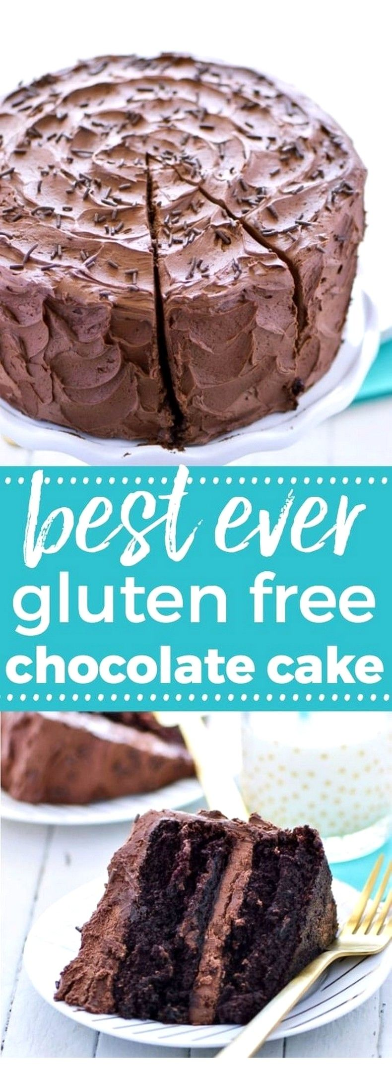 Best ever gluten free chocolate cake recipe gluten