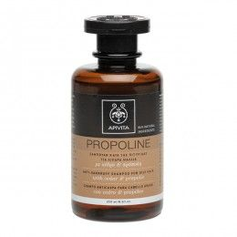PROPOLINE Anti-Dandruff Shampoo for Oily Hair with cedar & propolis. #DandruffRemoval #RegulationofExcessive # #SebumSecretion #ScalpDisinfection #Dandruff is a common problem for both men and women. It is about the detachment of dead keratin cells from the head's epidermis, often coupled with intense itching and irritations. The Anti-Dandruff Shampoo for Oily Hair removes dandruff, regulates excessive sebum secretion and contributes to the health of the oily scalp.Read more at…