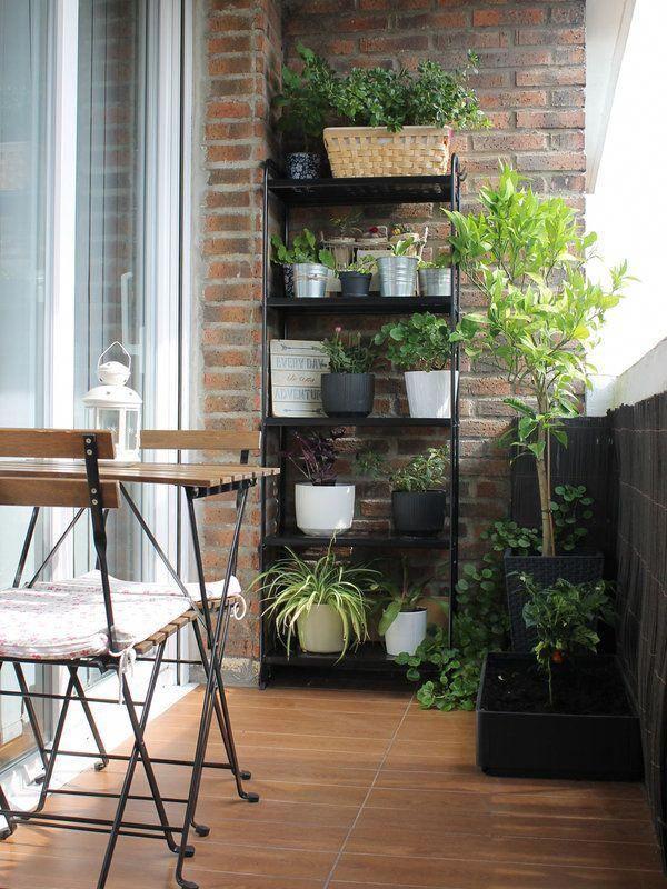 Photo of Un piso con una reforma bien hecha #balconygarden#balconygarden #bien #con #hech…