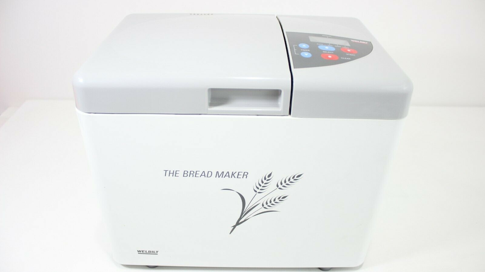 Welbilt Abm 350 3 Automatic Bread Maker 1 Lb Loaves Bread
