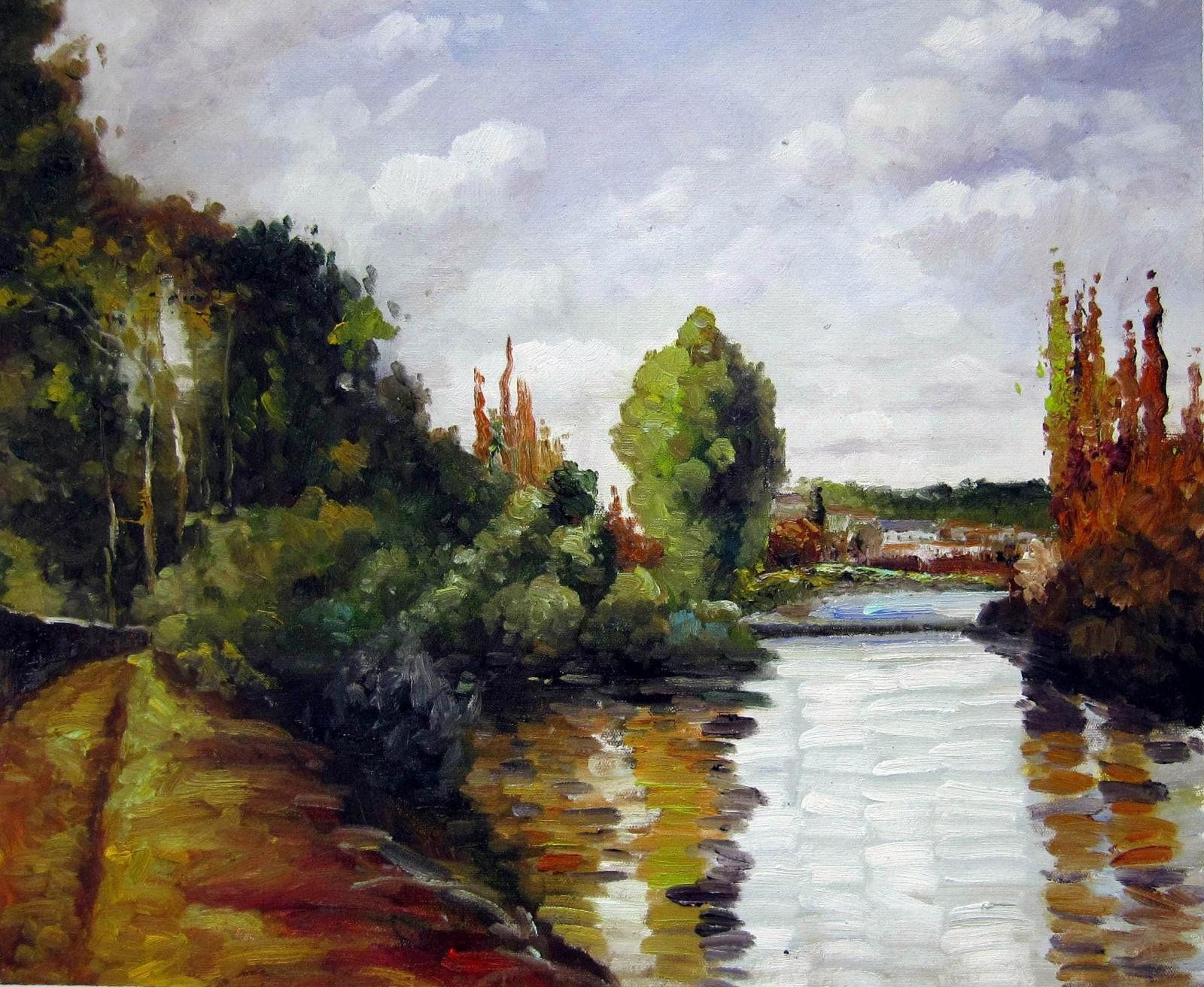 Pin by Kate Grishakova on My Bratislava paintings