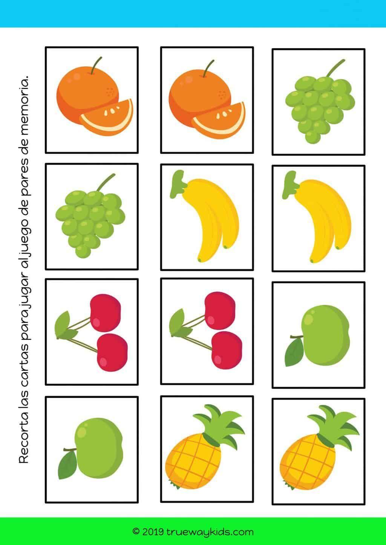 14 Ideas De Juego Memoria Para Niños Juegos De Memoria Actividades Para Niños Actividades Para Niños Pequeños