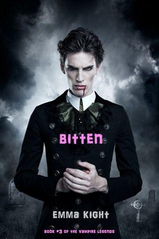 Bitten (Vampire Legends, #3)