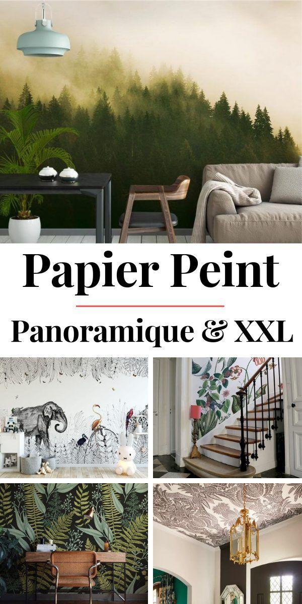 Papier Peint Panoramique La Deco Murale Xxl Tendance Guide 2019
