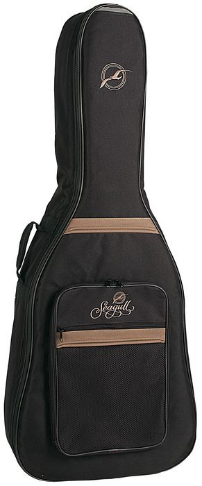 Seagull Embroidered Logo Guitar Gig Bag Guitar Seagull Guitars Bags